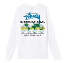 Stüssy International LS Tee