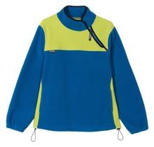 Stüssy Women Drift Diagonal Zip Pullover