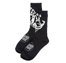 Santa Cruz Screaming Hand Mono Sock