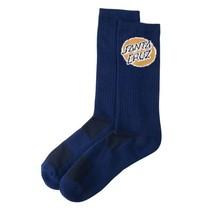Santa Cruz Missing Dot Sock
