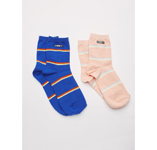 Obey Twinning Socks