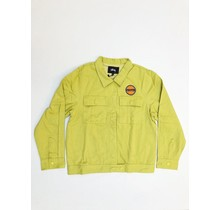 Stüssy Women Nova Washed Work Jacket