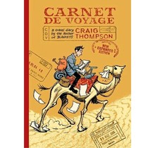 Graig Thompson - Carnet De Voyage