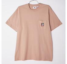 Obey Point Organic Pocket Tee