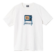 Stüssy Rolling TV Pig. Dyed Tee