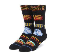 HUF X Streetfighter Graphic Sock