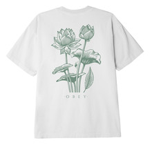 Obey Lotus Spider Tee