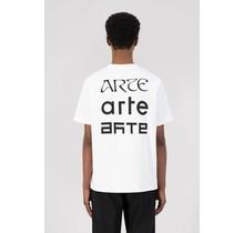 Arte Tissot Back Multi Logo Tee