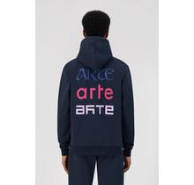 Arte Back Multi Logo Hoodie
