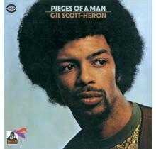 Gil Scott-Heron - Pieces Of A Man (180 GR. GATEFOLD BLACK VINYL)