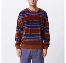 Obey Ronen Velours Sweatshirt