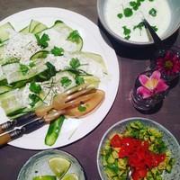 Snelle veggie chili