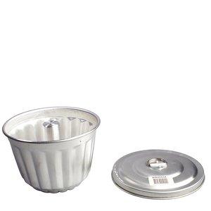 Patisse Puddingtrommel aluminium