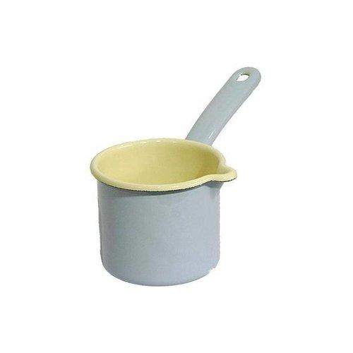 Riess Melkpan met schenktuit lavendelblauw