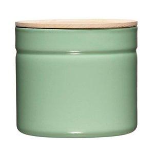 Riess Voorraadpot met houten deksel 1035 ml