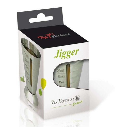 Vin Bouquet Jigger 75ml