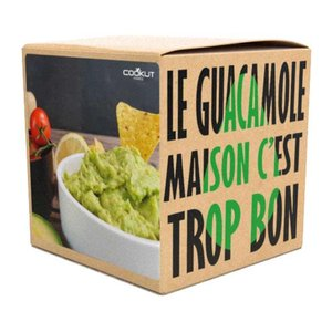 Cookut Guacamole set