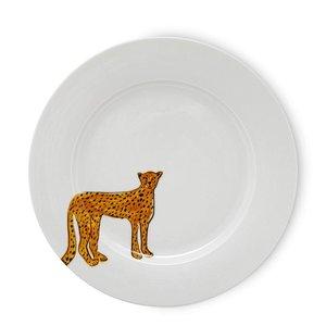 Fabienne Chapot Grootbord animaux de cuisine