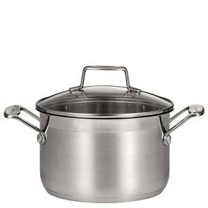 Scanpan Kookpot met glazen deksel