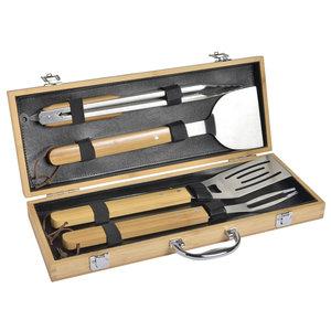 Mastrad BBQ toolset 4-delig