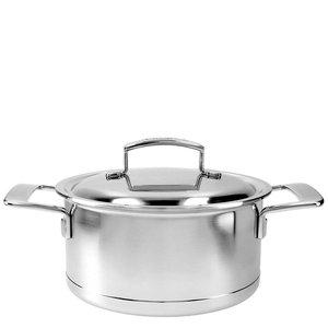 Demeyere Kookpot met deksel Silver 7