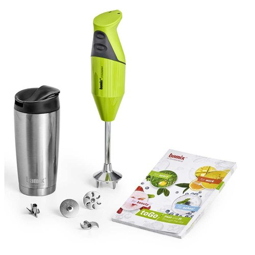 Bamix Staafmixer To Go lime