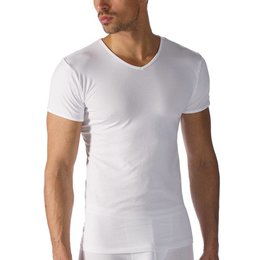 Mey Software T-shirt V-Neck White
