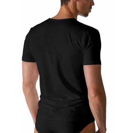 Mey Dry Cotton T-Shirt V-Neck Black