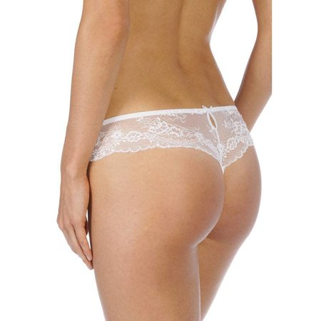 Mey Julie Thong White