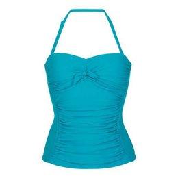 LingaDore Beach Ibiza Tankini & Brief Turquoise
