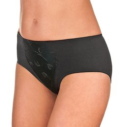 Felina Emotions Waist Brief  Black Carbon