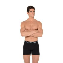 HOM Business Smart Cotton Boxerbriefs Black