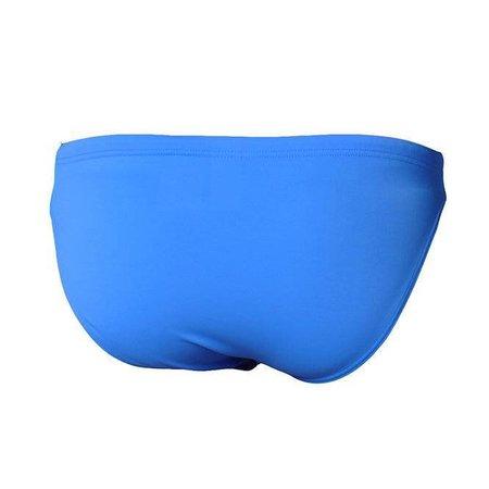 HOM Marine Chic Swim Micro Briefs Electric Blue