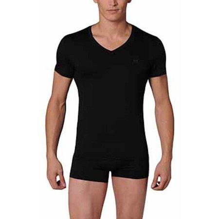 HOM Modal Sensation T-Shirt Black Combination