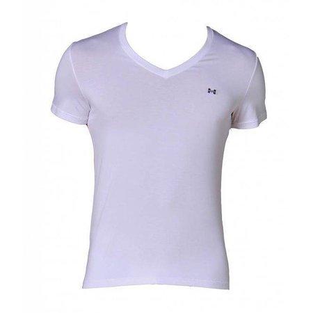HOM Modal Sensation T-Shirt White-Light Combination