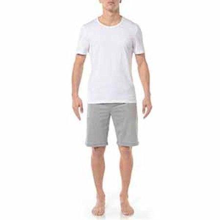 HOM Shirt Clement White