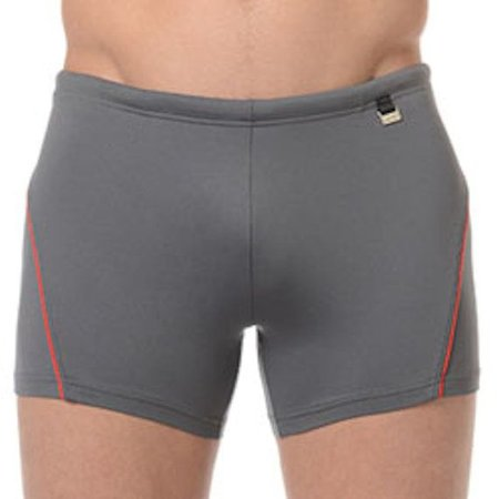 HOM Sport Swimboxer Grey
