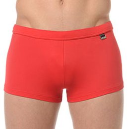 HOM Marina Swimshort Red