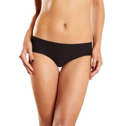 Chantelle Soft Stretch Bikini Briefs Black one size