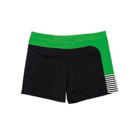 Olympia Shorts Black