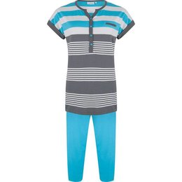 Pastunette Pyjama Set Deep Sky Blue