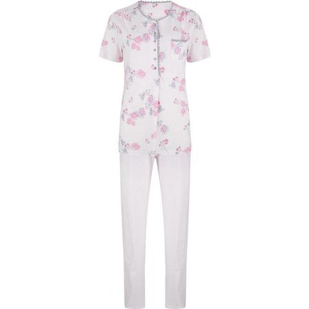 Pastunette Pyjama Set Misty Rose