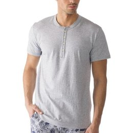Mey Club T-Shirt Light Grey Melange