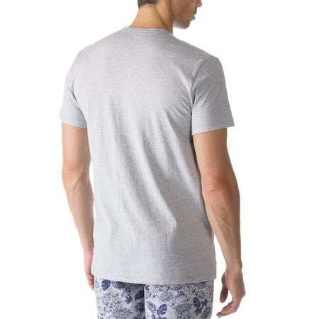 Mey Club T-Shirt Light Grey Melange