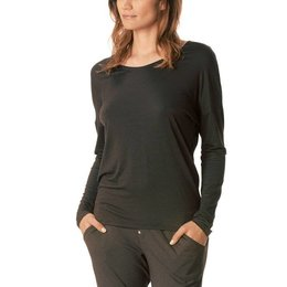 Mey Clara Long Sleeved Top New Black Diamond