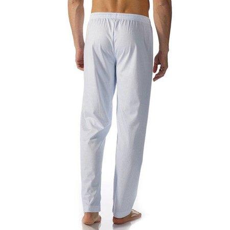 Mey Kingston Long Lounge Pants Water Blue