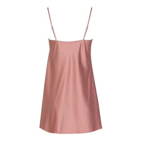 LingaDore Cotton Candy Chemise Dusty Rose