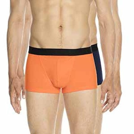 HOM Boxer Briefs HO1 2 Pack Multiple Colours