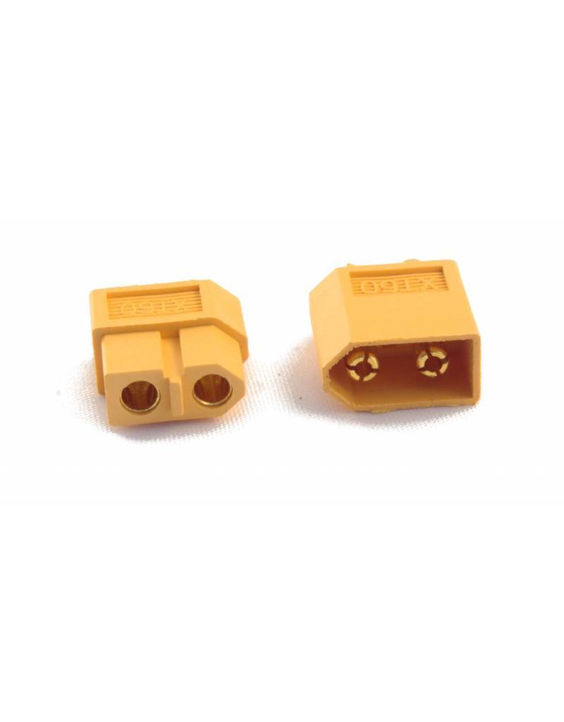 XT60 connectors male + female