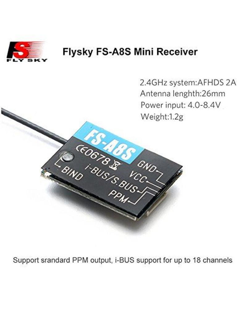 Turnigy FS-A8S receiver